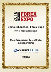 Charter prime forex